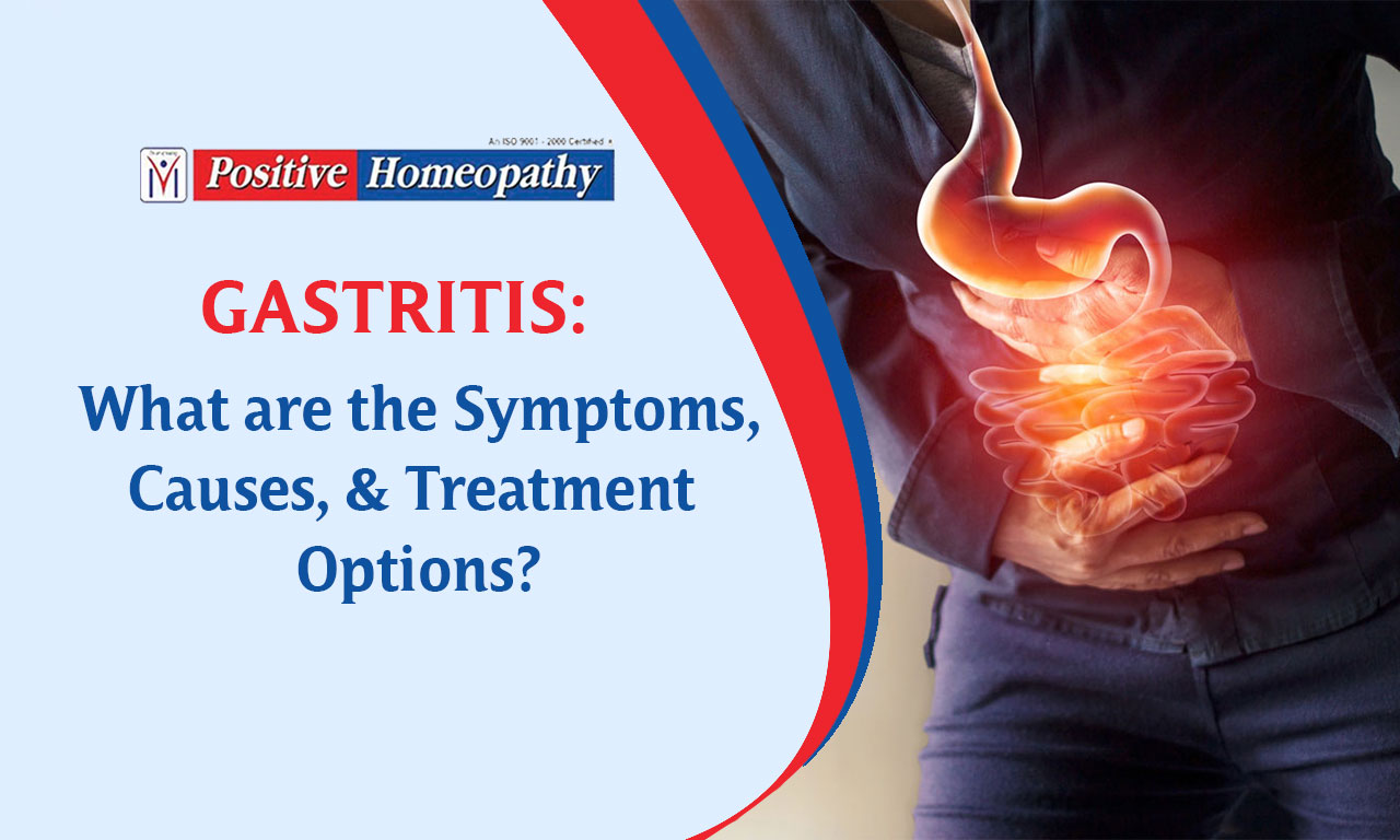 Homeopathy Treatment for Gastritis