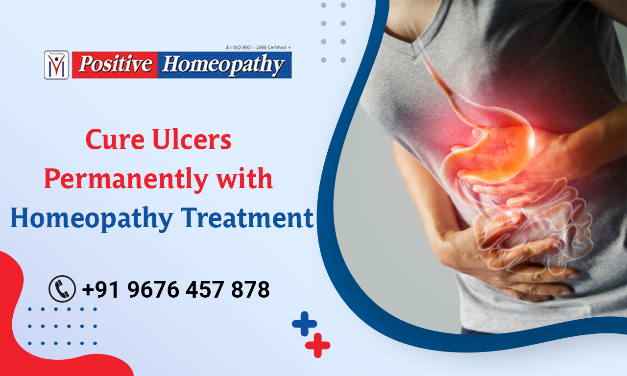 Homeopathy Treatment for Ulcers